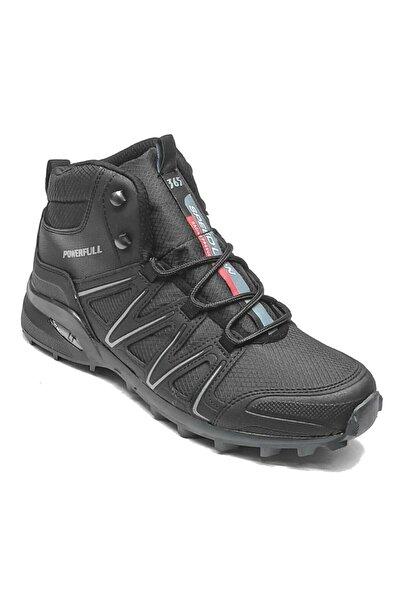 Eynel Genç Kışlık Uzun Forza Bot Spor Tarzı Günlük Casual Model Sneaker Şeklinde Soğuk Geçirmez Ayakkabı