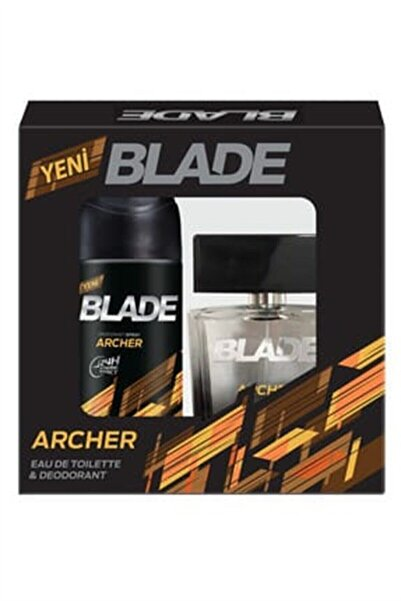 Blade Archer Parfüm Edt 100 Ml + 150 Ml Deodorant Erkek Parfüm Seti