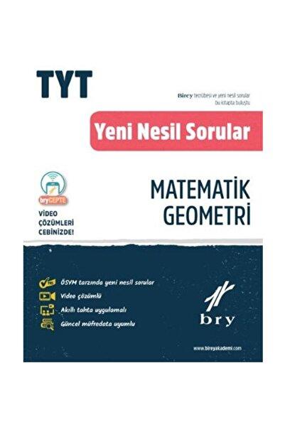 Birey Akademi Birey Yayınları Tyt Yeni Nesil Sorular Matematik-geometri