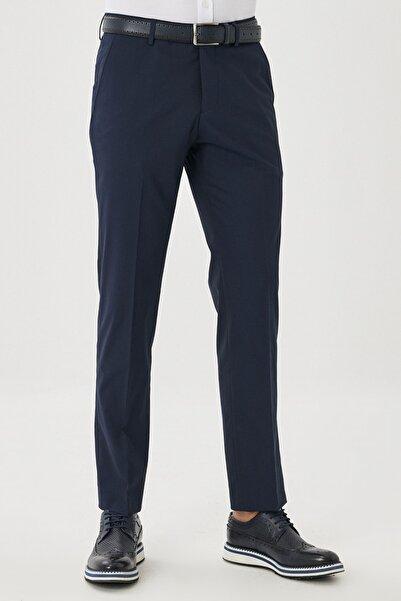 ALTINYILDIZ CLASSICS Erkek Lacivert Regular Fit Klasik Pantolon