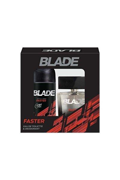 Blade Man 100 Ml Edt + 150 Ml Deodorant Erkek Parfüm Seti 00sgdıl502807