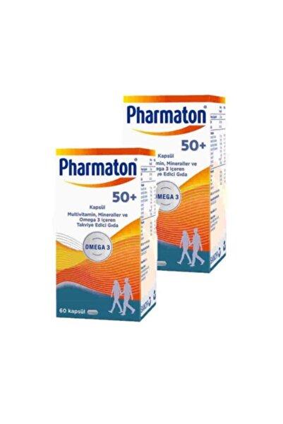 Pharmaton 50 Plus 60 Kapsül 2 Adet
