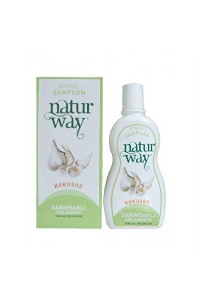Otacı Naturway Sarımsaklı Şampuan 500 ml