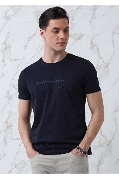 Ramsey Baskılı Örme T - Shirt