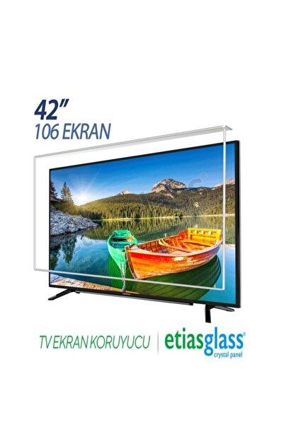Etiasglass 42 Inc 106 Ekran Tv Ekran Koruyucu