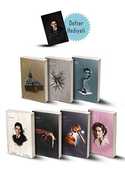 Minüskülkitap Franz Kafka Seti - 7 Kitap / Defter Hediyeli - Özel Kutulu
