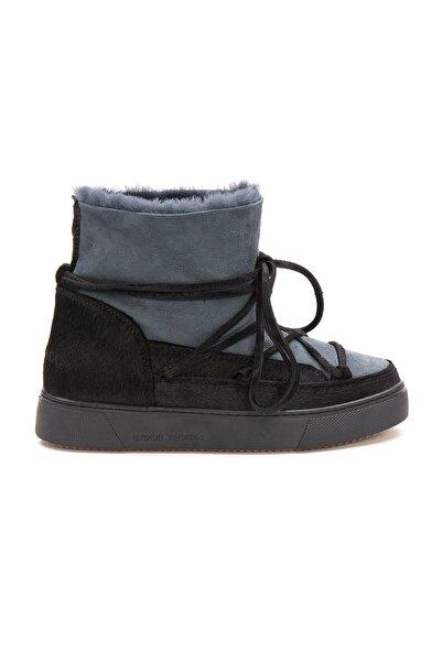 Cool Moon Hakiki Kürklü Kadın Sneakers 355064