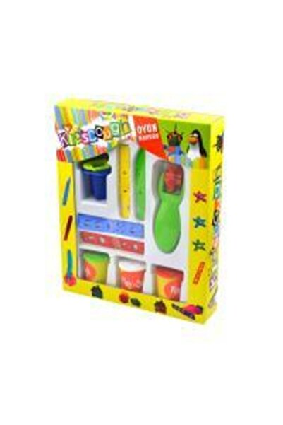 Play Dooh Oyun Hamuru Seti 9 Parça - Play Dough