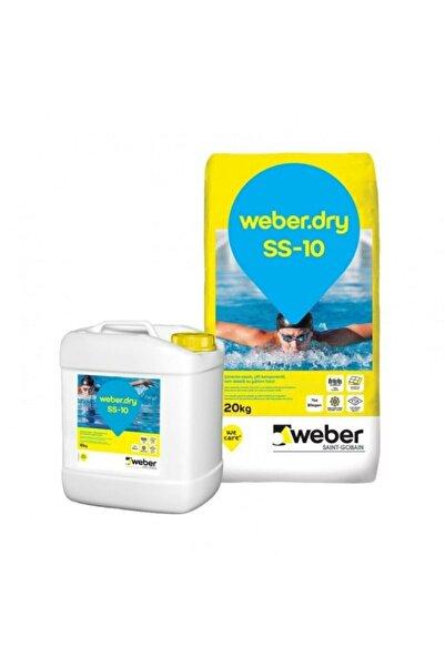 WEBER Dry Ss-10 ( 20 10 Kg ) Tam Elastik Havuzlar Için Su Yalıtım Malzemesi