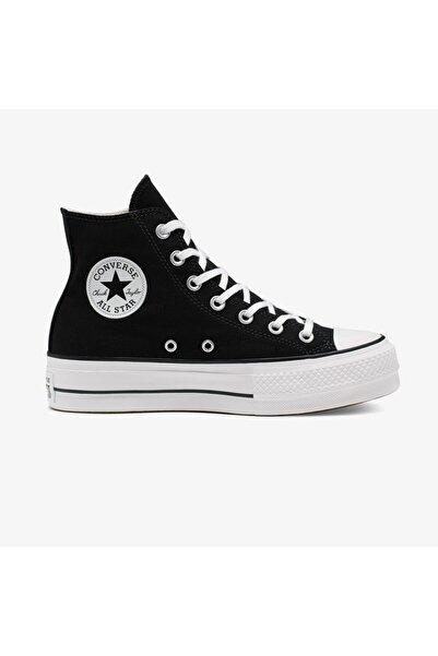 converse Chuck Taylor All Star Lift Hi Kadın Siyah Sneaker