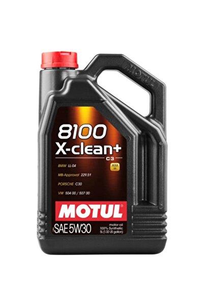 Motul 8100 X-clean+c3 Sae 5w30 5 Litre