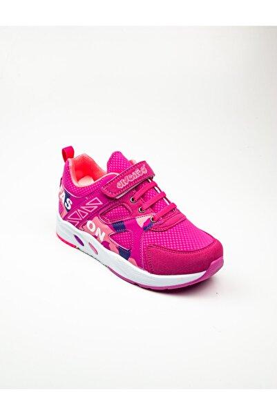 Arvento 380 Çocuk Spor Ayakkabı Fuşya Fuşya-34