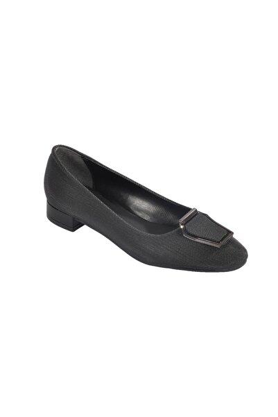 Maje Siyah Kadın Topuklu Ayakkabı