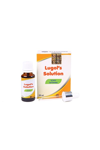 clearmed Lugol's %5 Iyot Solution