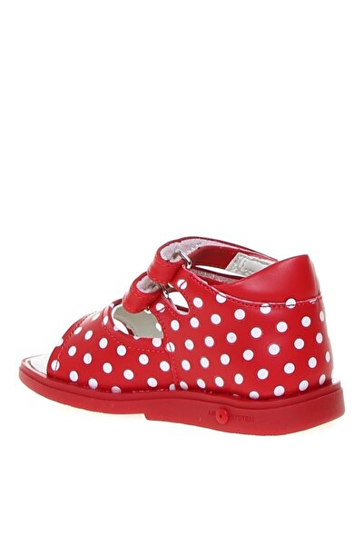 Mammaramma Kız Çocuk Kırmızı Günlük Ayakkabı