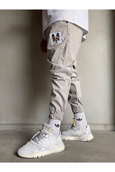 Denim Shorty Erkek Jogger Pantolon