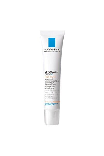 La Roche Posay Effaclar Duo + Unifiant Krem 40 Ml