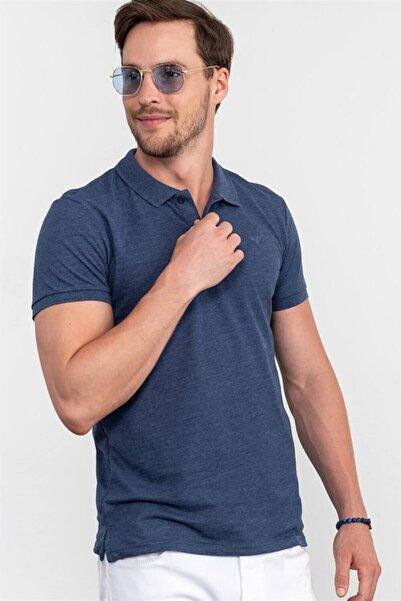 Tudors Slim Fit Polo Yaka Erkek T-shirt