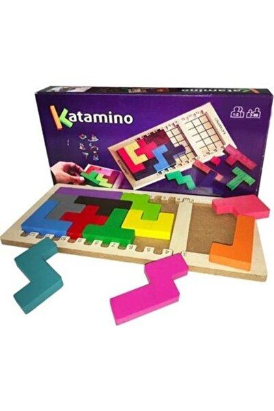 Katamino Eğitici Oyuncak
