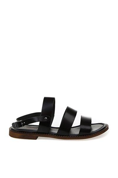 Fabrika Siyah Sandalet