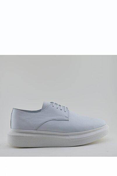 İgs Erkek Deri Günlük Ayakkabı I21s-21111-5 M 1000 Beyaz
