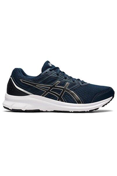 Asics Erkek Lacivert Beyaz Koşu Ayakkabısı