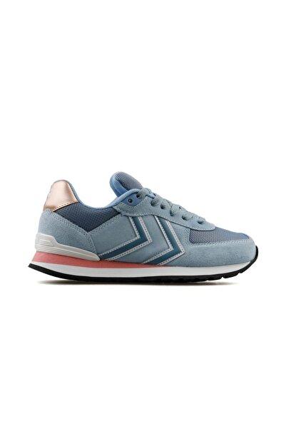 HUMMEL Hmleightyone Sneaker Kadın Günlük Ayakkabı 200600-7986 Mavi