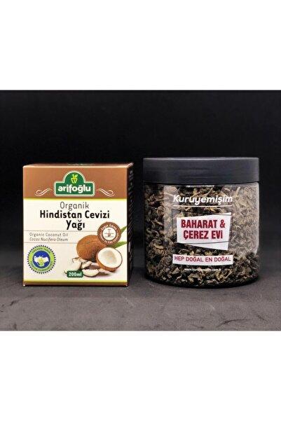 Arifoğlu Organik Hindistan Cevizi Yağı 200ml Yeşil Çay 50 gr