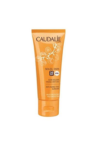 Caudalie Caudalıe Soleil Divin Spf30 Anti Aging Face Suncare 40 ml