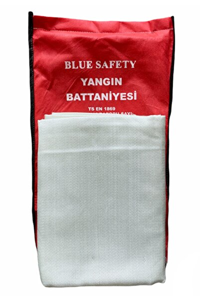 BLUE SAFETY Yangın Battaniyesi 150*180