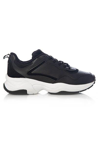 bilcee Siyah Atleisure-one Kadın Spor Ayakkabı