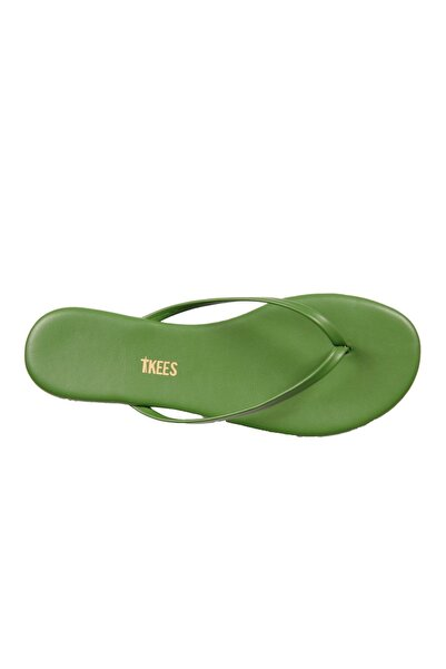 Tkees - Yeşil Parmak Arası Terlik