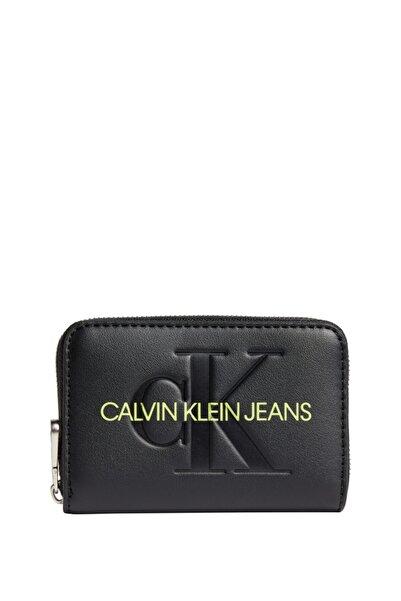 Calvin Klein Cüzdan, Standart, Siyah