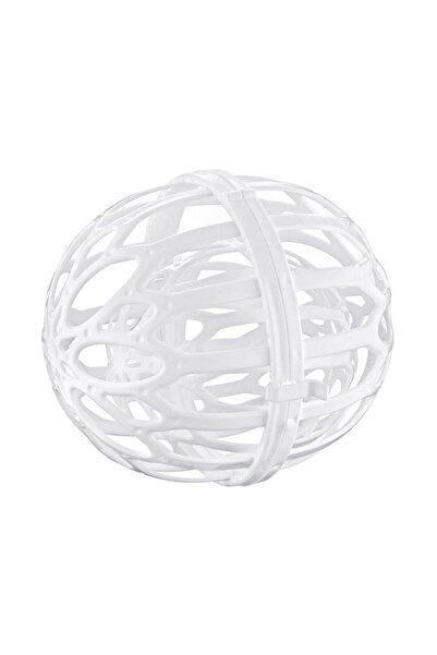 Akay Plastik Sütyen Yıkama Topu Beyaz Ak-544