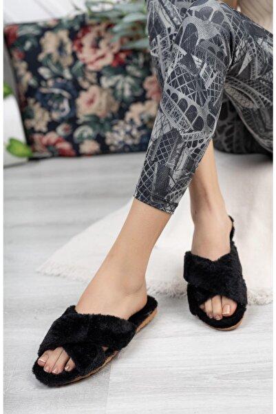 Moda Frato Kadın Ev Terliği Kışlık