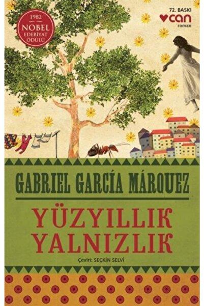 Can Yayınları Yüzyıllık Yalnızlık - Gabriel Garcia Marquez