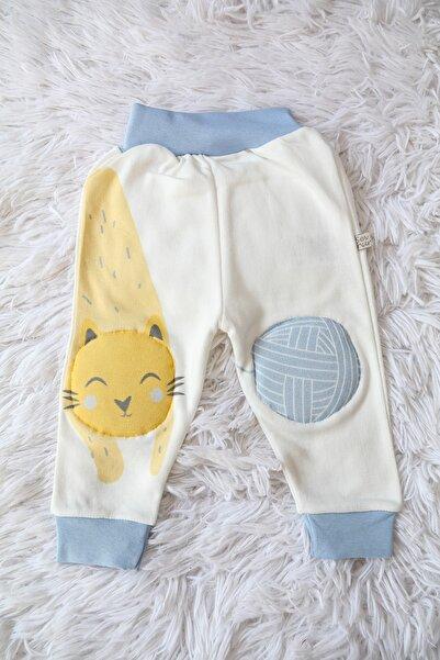 Sevnur Baby Unisex Bebek Cute Baskı Dolgulu Tek Alt