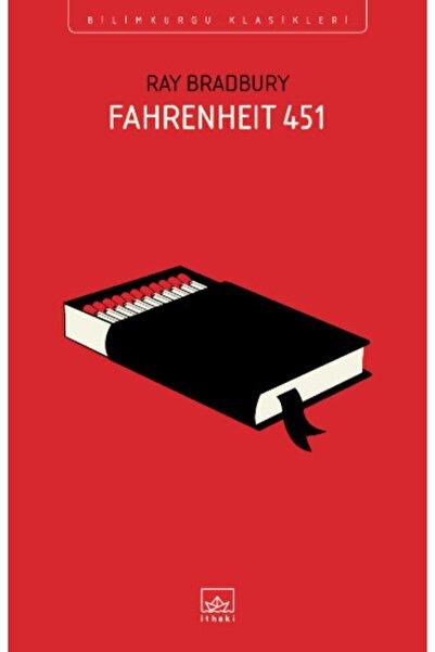 İthaki Yayınları Fahrenheit 451 - Ray Bradbury