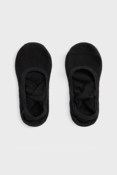 Oysho Kalın Lastikli Yoga Ve Pilates Çorabı