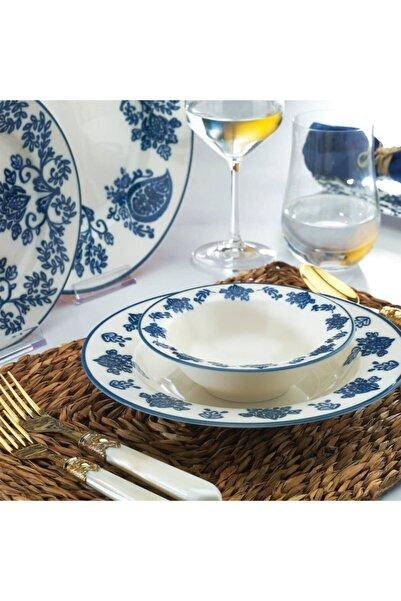Schafer Dante Yemek Takımı - 55 Parça - Mavi - 02
