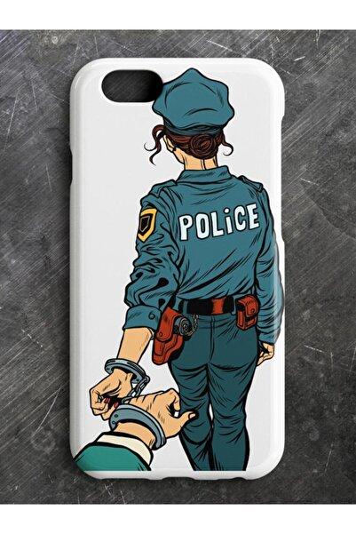 Bazaar Case Honor 7s Polis Telefon Kılıfı
