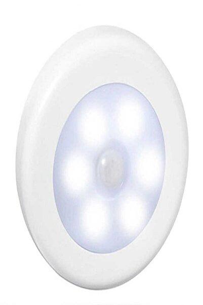 Dekorlamba Hareket Sensörlü, Pilli Led Gece Lambası