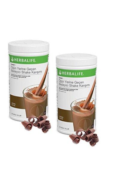 Herbalife Shake Çikolata 2 Adet