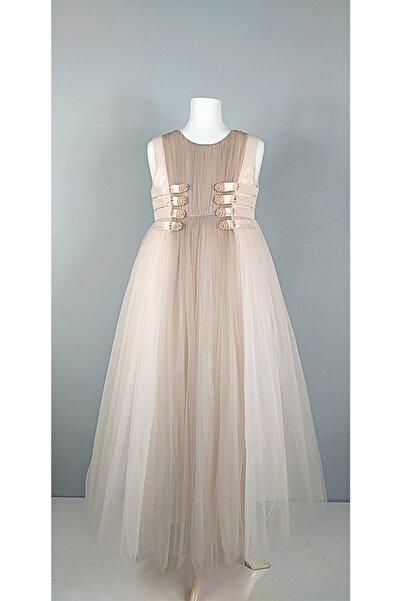 LİV OLİVİA 10 Yaş Özel Tasarım Elbise