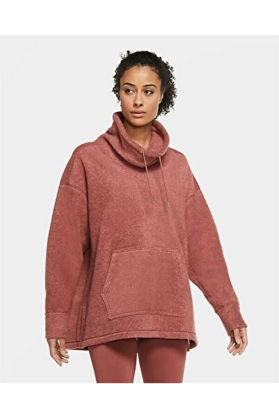 Nike Therma Training Top Kadın Sweatshirt Cu6778-652