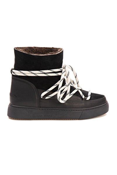 Cool Moon Kürklü Kadın Sneaker 355066