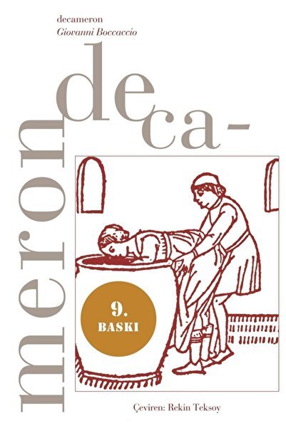 Oğlak Yayınları Decameron (2 Cilt Takım Kutulu) - Giovanni Boccaccio 9789753291033