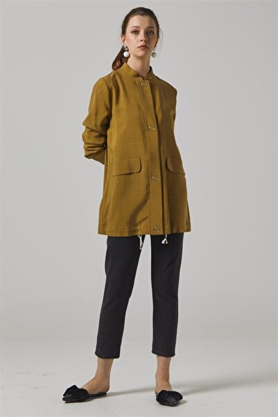 Kayra Ceket-yeşil Ka-b20-13048-25