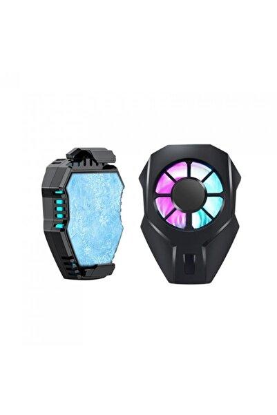 LETANG Telefon Soğutucu Radiator + Aliminyum Destekli Soğutucu Fan T2 Ice