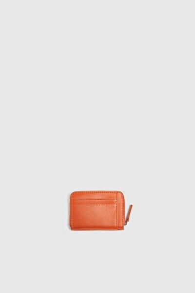 Pull & Bear Logolu Kartlık Detaylı Çanta